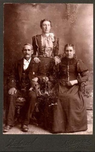 Lewis Ackley Family