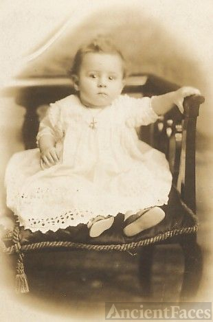 Mr and Mrs Abbert Gervais' lovely baby