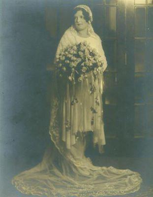 Marian Fletcher - Wedding Day
