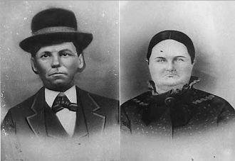 William Foster and Eliza Ann(Beahm) Foster