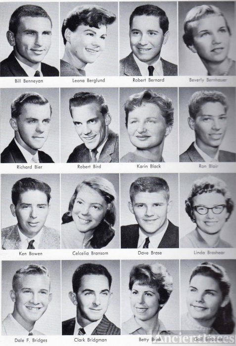 Ken Bowen - Fresno High School, 1959