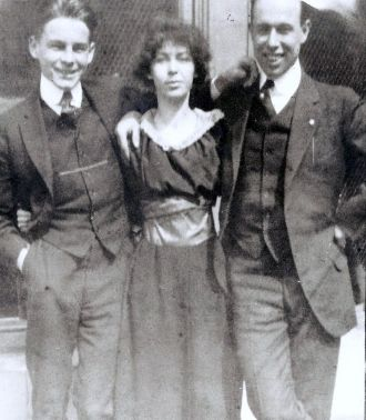 Howard & Arlene Van Buskirk, 1915