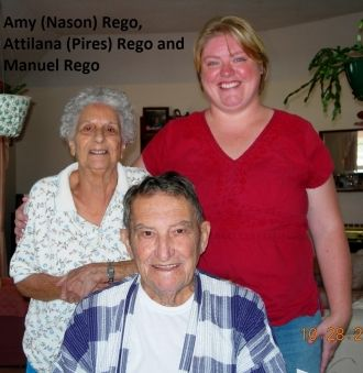 A photo of Amy Beth (Nason) Rego