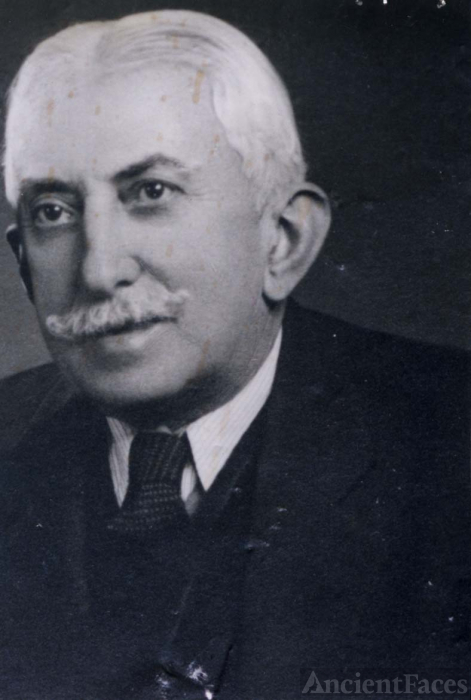 Leopold Lipor (Asher) Markovits