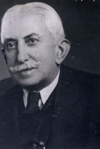A photo of Leopold Lipor Markovits
