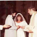 Donna and Vince's wedding 8/25/1984