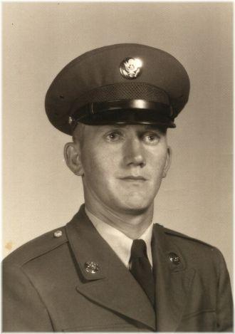 Billy Rex McClellan Military Service