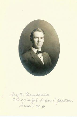 Roy Gilman Goodwin