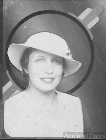 Nancy Lena (Walker) Dyer, 1935