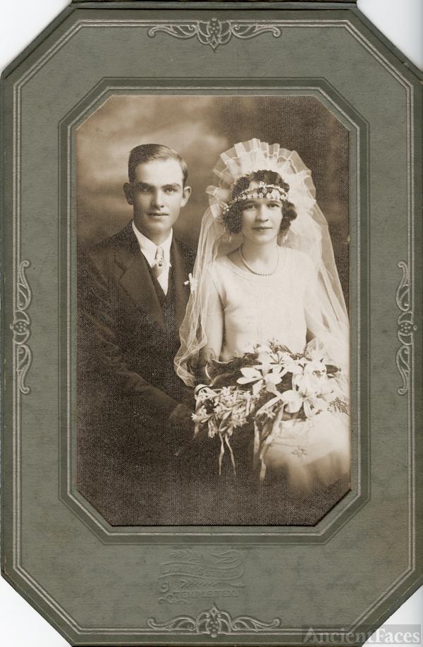 """Mr. and Mrs. Friedrich"""