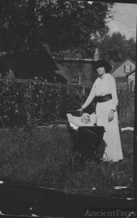 Ethel (Becker) Ellsberry