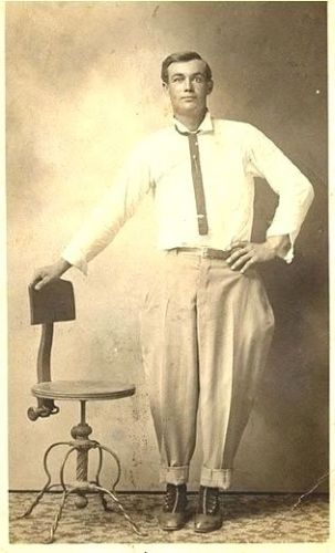 A photo of Clarence E Henson