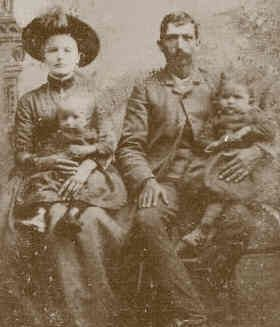 Marks Family Photo