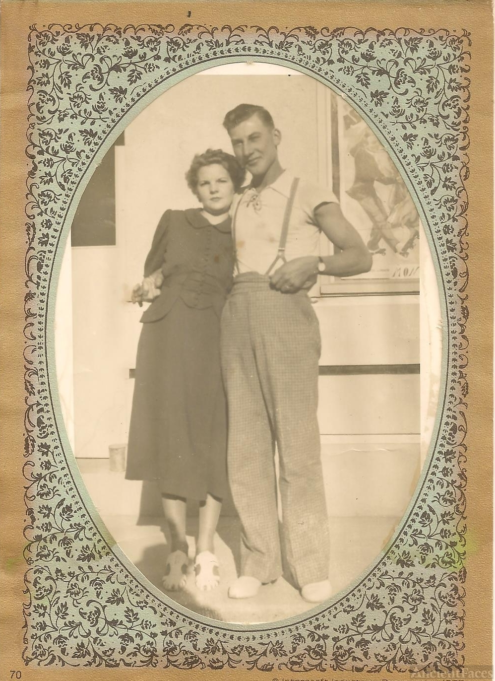 Ruth and Ross May