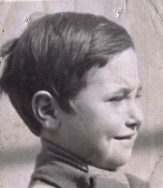 A photo of Oscar Felder