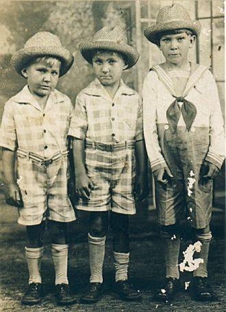 The Cobb Boys 1928 Alabama