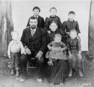 Vincent Breidenbaugh Family