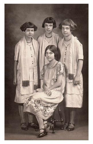 Graduation, 1925