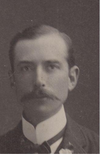 Frederick Eugene Prouty
