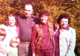 Gloria Mae Paulson Family