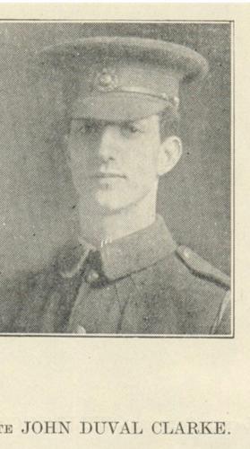 John Duval Clarke