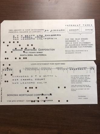 IBM card