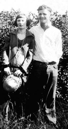 Hollis & Dorothy Kroetch