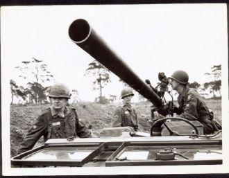 106mm Gun Jeep
