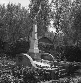 Portuguese Tombstone San Jose CA