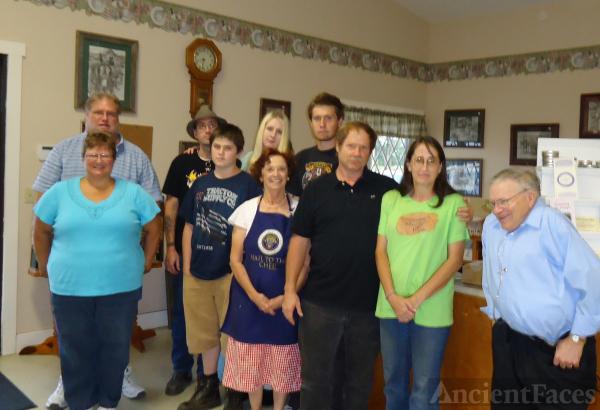 Sue & Marvin Gibbs Family