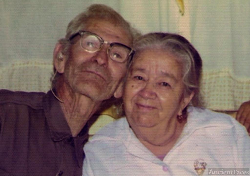 Rosendo and Flora Terrazas