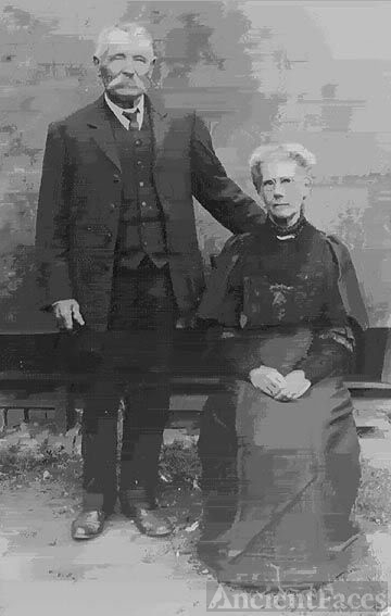 John Wilson & Harriet Ryder