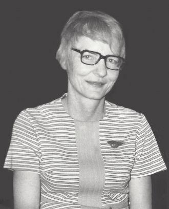 Eunice E Mcpherson, Librarian
