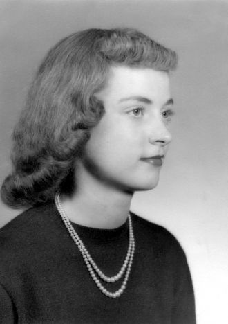 A photo of Jane Mary Wolner