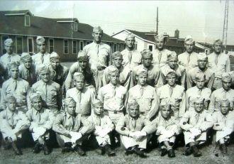 Class 635 Maxwell Field,AL
