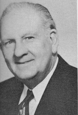 Rev. William Edgar Hull
