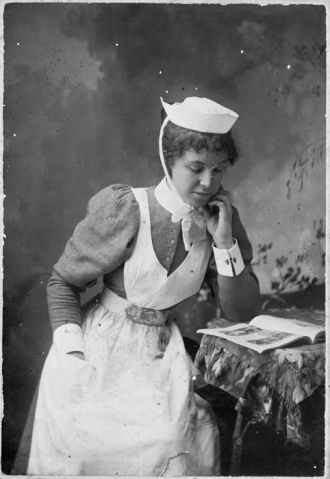 A photo of Annie Isobel (Cunningham) Cummings