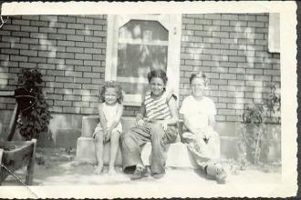 Arlene & Louis Schreiner, New Jersey 1949