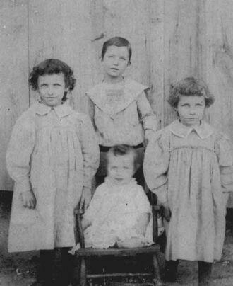 Sanford, Olivia, Georgia and Victor Brown