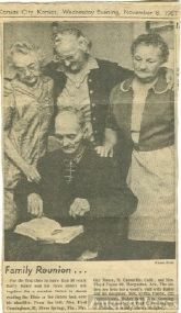 Baker Reunion Kansas 1967