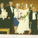 Ayscue & Mesner Wedding, FL 1996