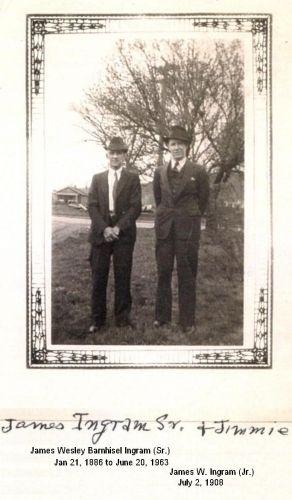 James & Jimmie Ingram