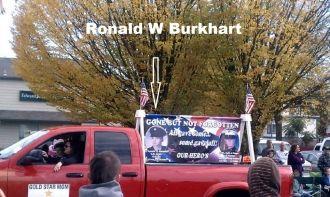 Ronald Wayne Burkhart