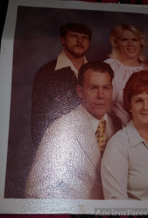 Wayne Mageors family