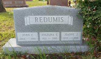 Redumis Gravesite