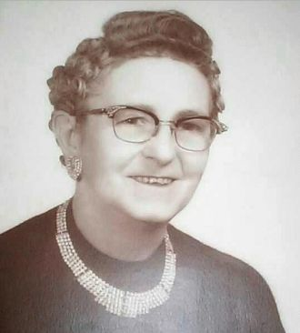A photo of Violet Grubbs