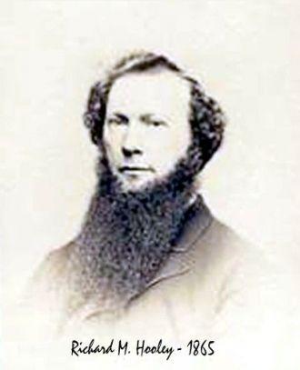 A photo of Richard M Hooley
