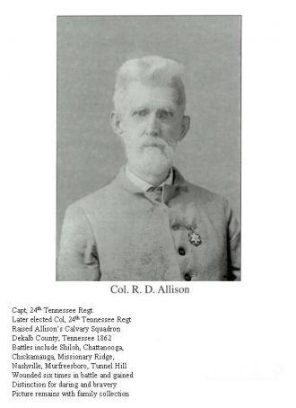 Robert D Allison