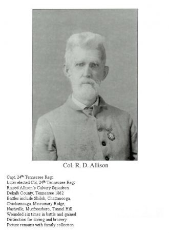 Col R.D.Allison