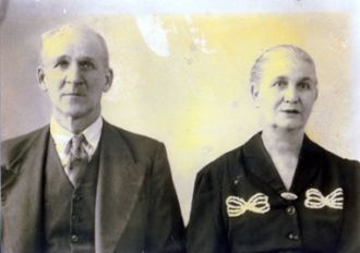"Tom Sparks and Alice ""Canipe"" Sparks"